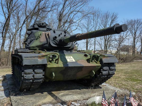 VFW Post 148 - Harrisburg, PA - M60A3