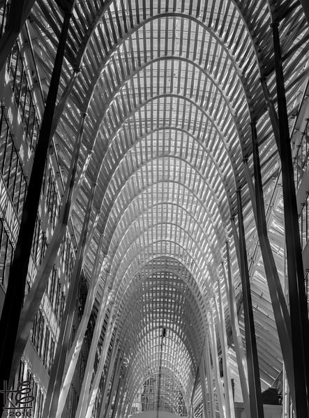 Atrium artwork