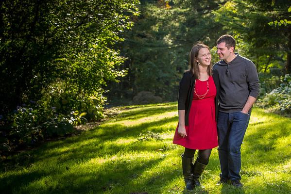 Colleen and Brandon