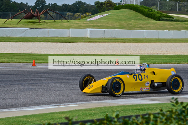 2012 Labor Day Group 6 Car 90 Yellow