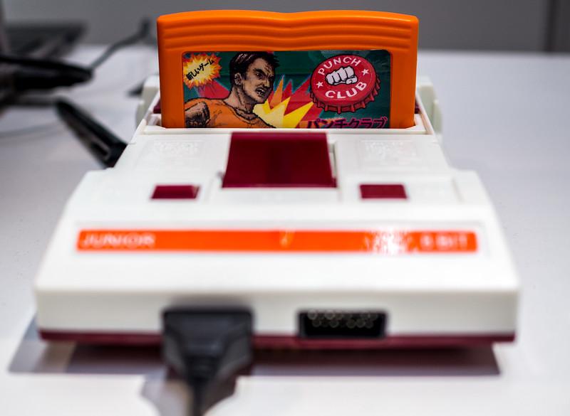 Punch Club old-school at Gamescom 2015