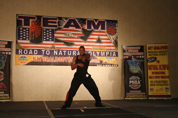 2012 ABA Team USA Pre-Judging in Las Vegas, NV.
