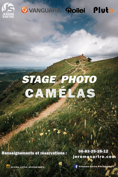 STAGE PHOTO CAMELAS