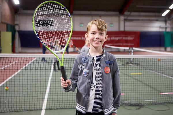 Tennisskolen Stavanger 22.3.18
