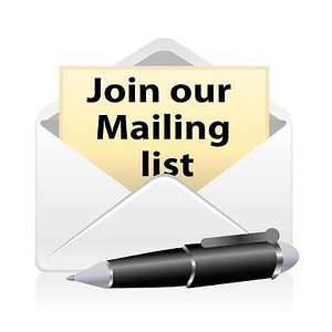 Join our Mailing List Program