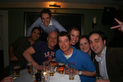 Taste Staff Party 2008