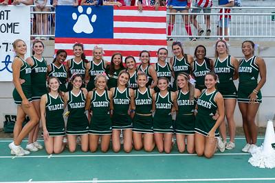 Cheerleaders September 17, 2021