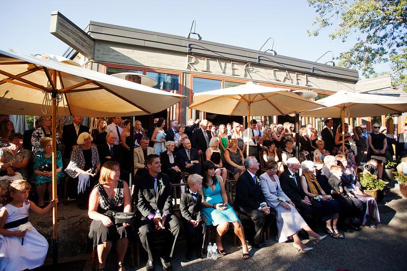 River Café Weddings, Susan+Rod, Sept 2011