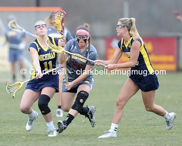 Michigan at Winthrop Womens Lacrosse, 02-22-15