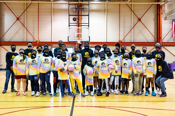 Fatoumata Camara Basketball Camp