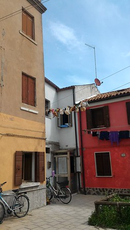 Bike Across Italy - Venice to Pisa 2018 Jun 3