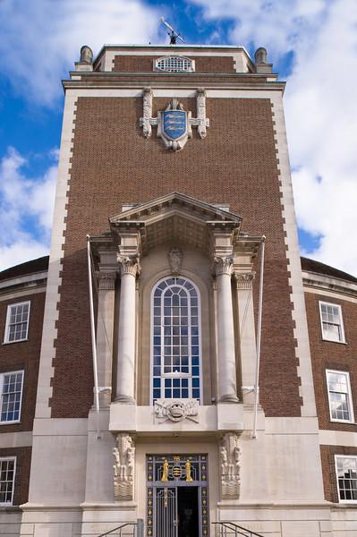 Guildhall, Kingston upon Thames, Surrey, United KIngdom