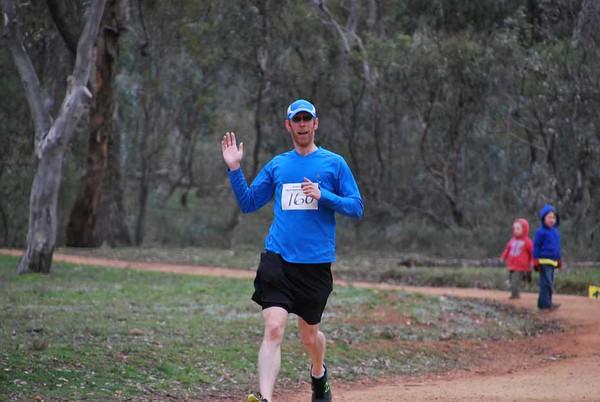 6 Aug 2016 D Arthur Bush Marathon