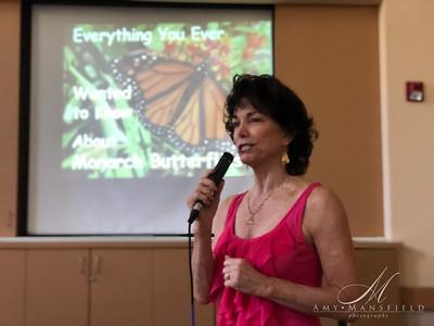 Sep 2019 Monarchs, Susie Vanderlip