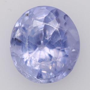 4.27 Post Consumer Antique Oval Sapphire lavender (pcs-a021)
