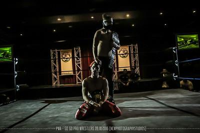 PWA - Go Go Pro Wrestlers 09.10.2016