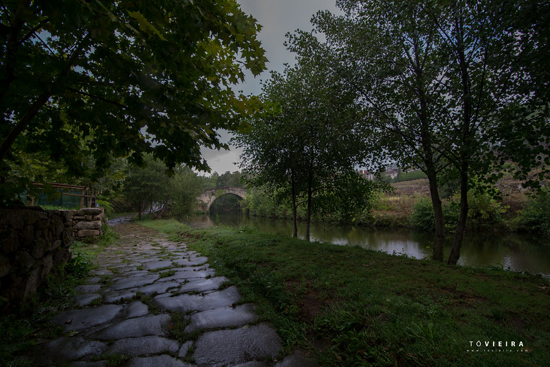 Ponte medieval - Mondim de Basto