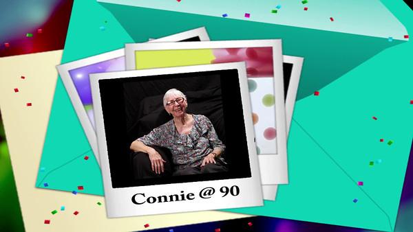 Connie @ 90...2014
