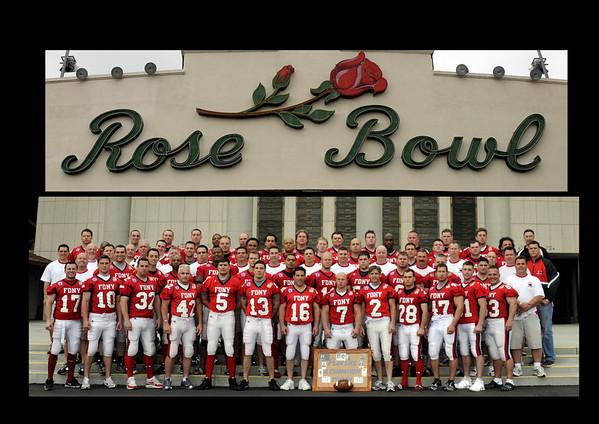 Mama's special effects from the Rose Bowl