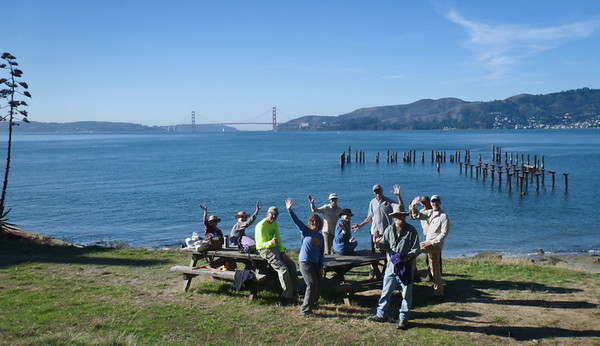 20111022 Angel Island Work Party