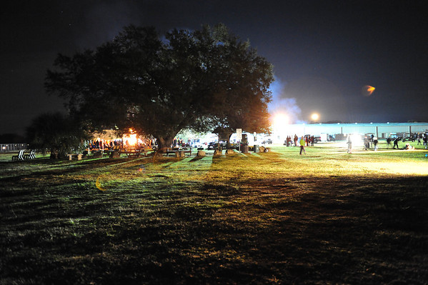 Spruce Creek Bonfire 2014