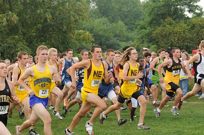 2008 McDowell Cross Country Invitational