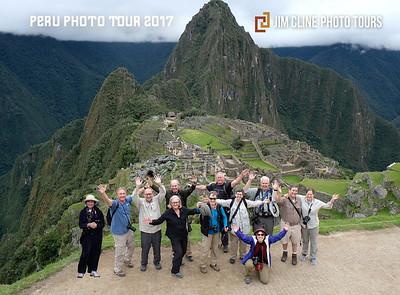 Peru Machu Picchu 2017