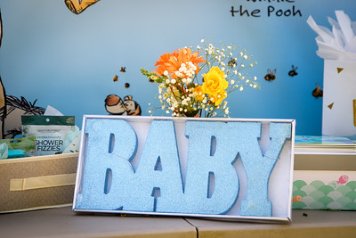 Justice Baby Shower
