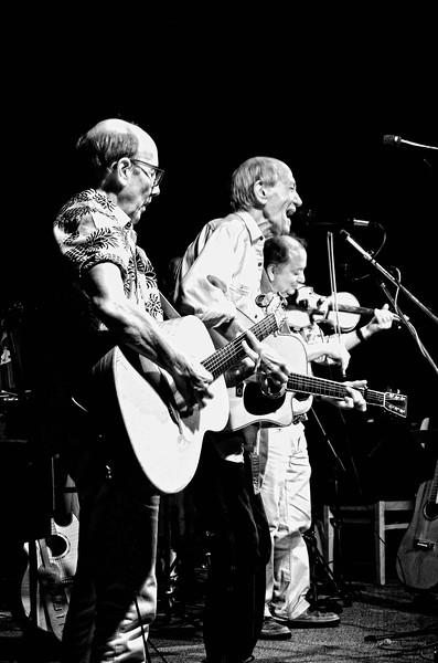 David Buskin, Jim Dawson, Robin Batteau