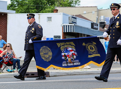 New Jersey New York Fireman's Parade