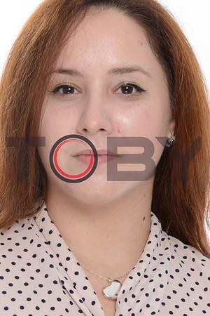 Francessca Piedra Headshots