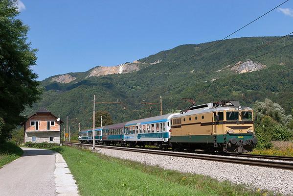 11th September 2010: Balkans Day 2-Slovenia and Zagreb