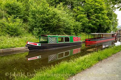 Llangollen Canal: Llangollen to Horseshoe Falls