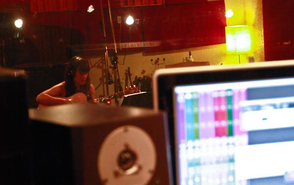Recording Session 20009 Phoebe