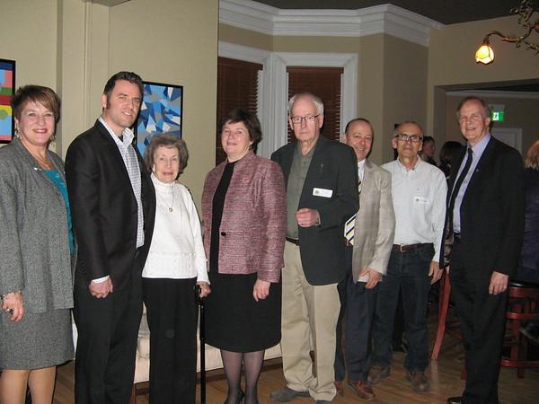 Moncton Alumni Social