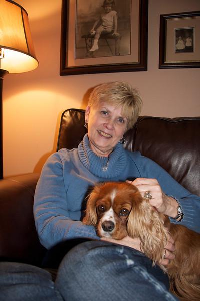 Ruby & Mom
