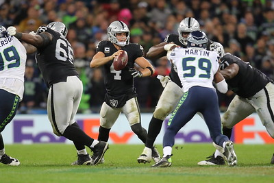 2018 - Game 1 - Seattle Seahawks @ Oakland Raiders