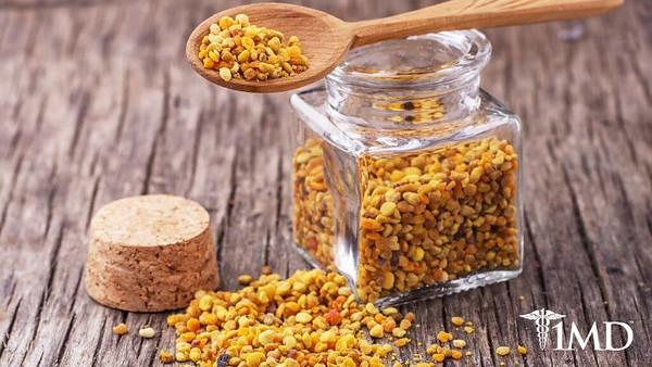 10 Bee Pollen Superfood
