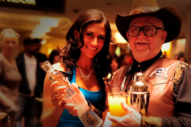Photo and Video gallery of Saturday, April 4th, Opportunity Village held its annual Celebrity Poker Tournament at CaesarÕs Palace in Las Vegas attended by 180 players including local Entertainment and Poker Celebrities. Celebrities included Howard Lederer, Chris Ferguson, Erica Shoenberg, Perry Friedman, Jason Feinberg, David Singer, Matt Savage, Karina Jett, Annie Duke, Penn Jillette, Emily Jillette, Jonathan ÒFatalityÓ Wendel, Dian Diaz, Kato Kaelin, the Chippendales, the Fantasy Girls and Oklahoma Johnny Hale. They were playing Texas HoldÕEm Poker for a chance to win a seat at the World Series of Poker and $10,000 in cash. The tournament was sponsored by FullTiltPoker.net, an online poker site.