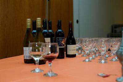 Brotherhood Wine Tasting