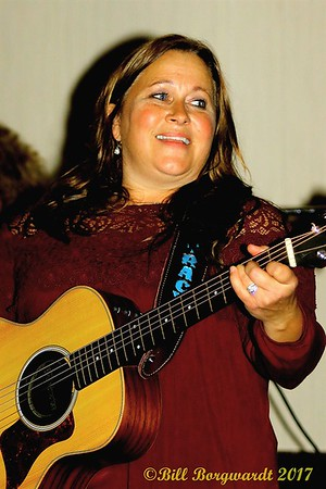 October 17, 2017 - Tracy Millar Plays The Bev Munro Tuesday Night Traditional Country Dance