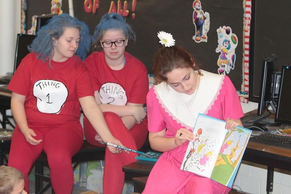 Read Across America Day - Dr. Seuss