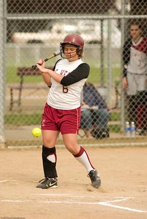 W.F. West Chehalis vs. Montesano High School, girls jv, May 12, 2008