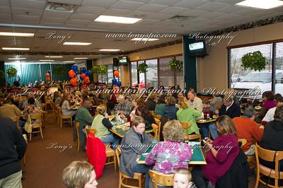 Lady Bruins  Banquet 25 Mar 2013