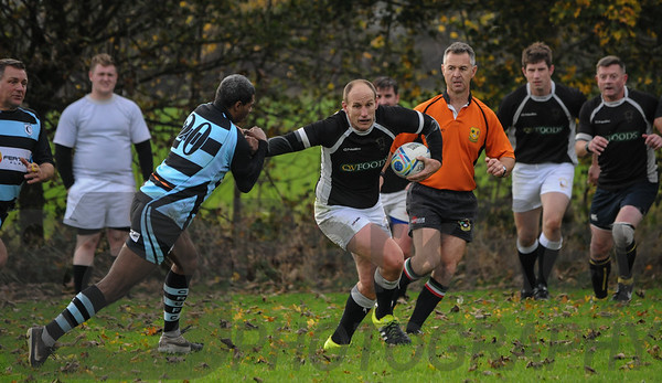 Kesteven RFC 2nd XV vs Creswell Crusaders RFC