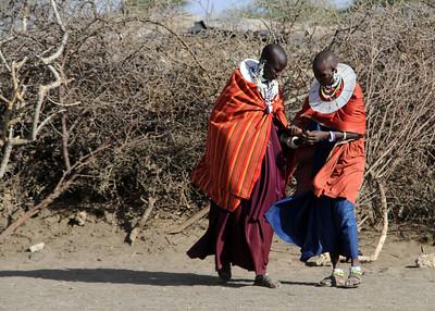 TANZANIA 2013 - MASAI