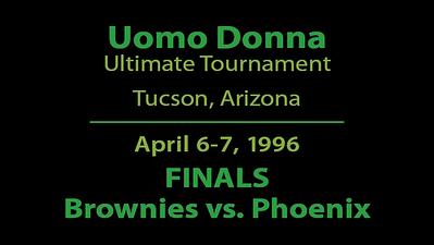 1996 Tucson Uomo Donna Final