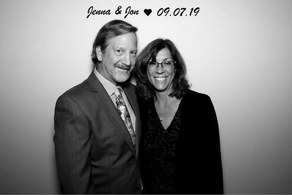 Jenna & Jon's Wedding (09/07/19)