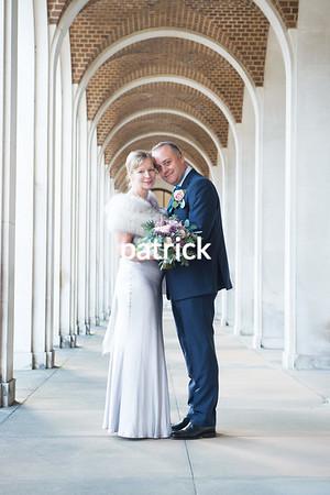 Alison and Gareth