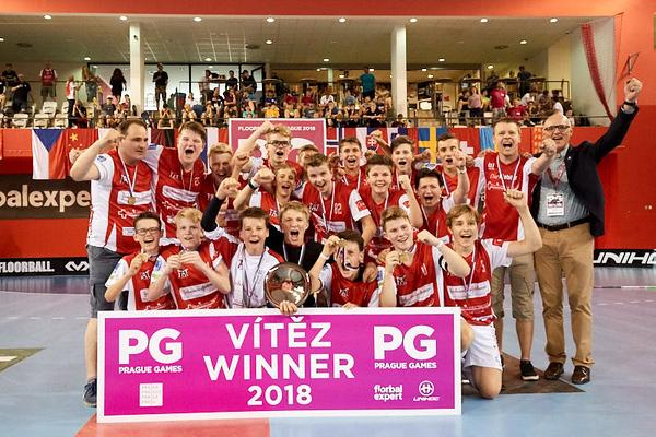 Prague Games 2018